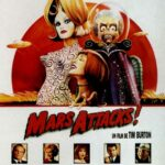 Mars Attacks - Affiche