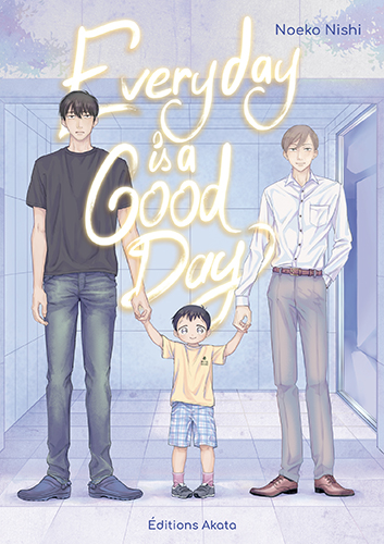 Everyday is a Good Day - Couverture