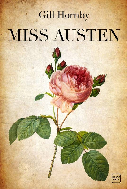 Miss Austen - Couverture