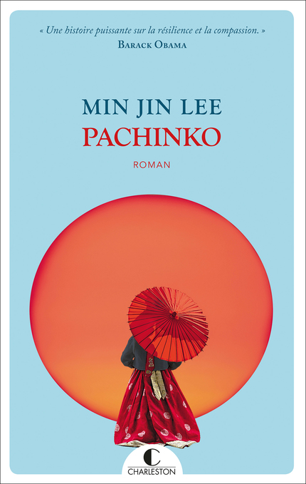 Pachinko - Couverture