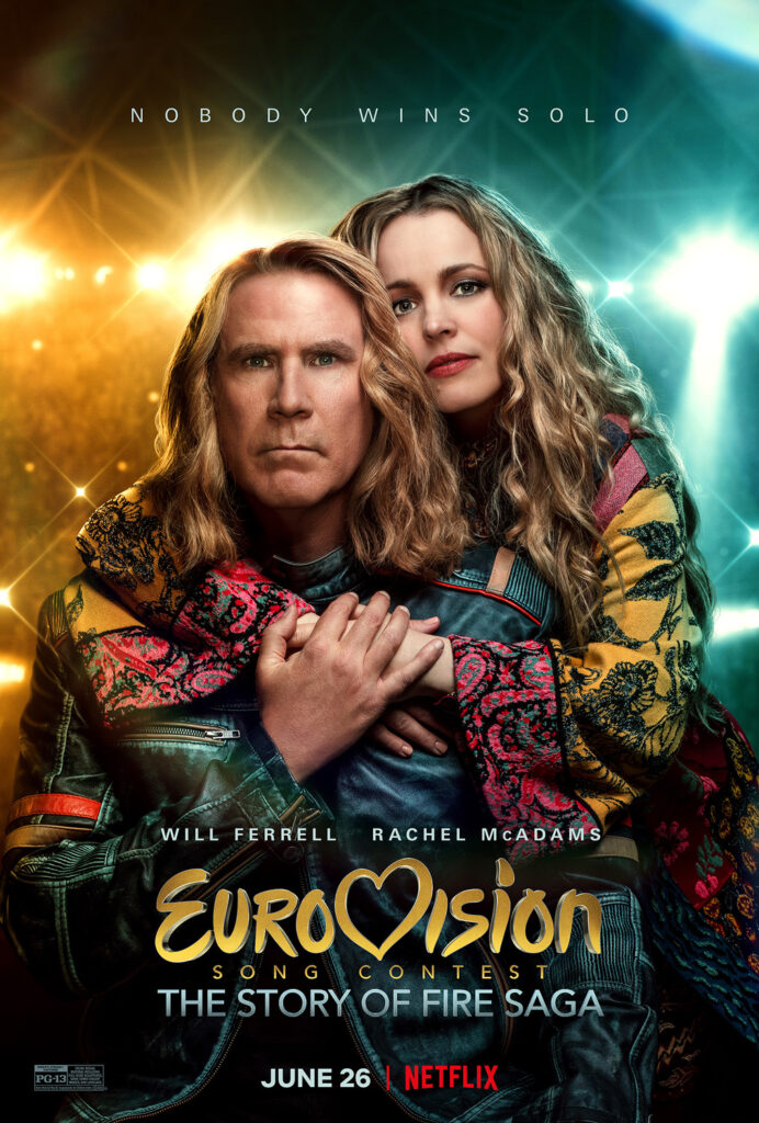 Eurovision Song Contest - Affiche